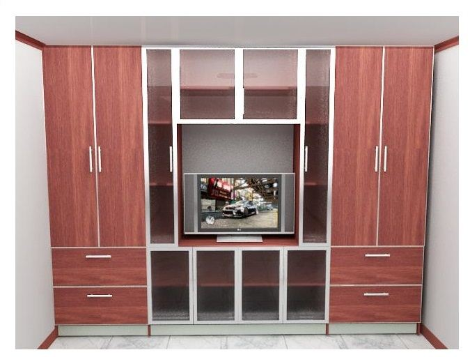 Mueble para TV Tipo Closet